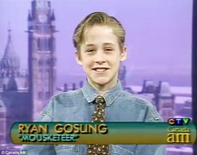 Link: A Young Gosling